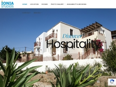 Ionia Studios - 2 * Hotel - Kato Agios Petros - Andros - Cyclades