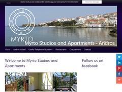 Myrto Studios - 1 * Hotel - Chora - Andros - Cyclades