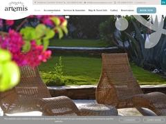 Artemis Hotel - Hôtel 2 * - Antiparos - Cyclades