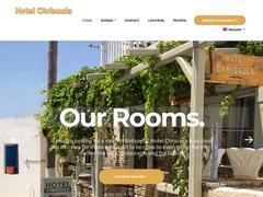 Chrisoula Hotel -  Hôtel 1 * - Antiparos - Antiparos - Cyclades