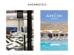 Ξενοδοχείο Anemi - Ξενοδοχείο 5 * - Καραβοστάσης - Κυκλάδες
