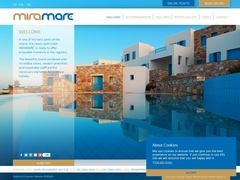 Ξενοδοχείο Miramare - Ξενοδοχείο 3 * - Χώρα - Φολέγανδρος - Κυκλάδες
