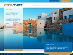 Miramare Hotel - 3 * Hotel - Chora - Folegandros - Cyclades