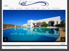 Solaris Hotel - Hôtel 2 * - Chora - Folegandros - Cyclades