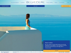 Belvedere Apartments - Hôtel 2 * - Chora - Folegandros - Cyclades