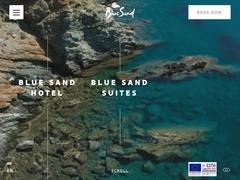 Blue Sand Hotel - 3 * Hotel - Agali - Folegandros - Cyclades