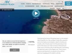 Marcos Beach Hotel - 2 * Hotel - Mylopotas - Ios - Cyclades