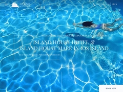Island House Hotel - Ξενοδοχείο 3 * - Μυλοπότας - Ίος