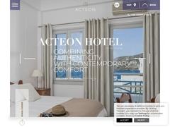 Acteon Hotel - 2 * Hotel - Chora - Ios - Cyclades