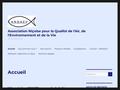 ANQAEV - Association Niçoise Qualité de l'Air, Environnement et Vie