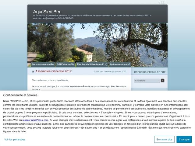 ASB 06 - Aqui Sien Ben