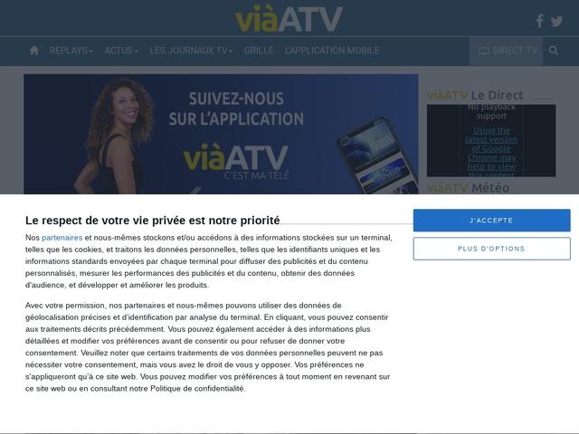 ATV - C'est ma télé