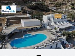 Holidays Inn Ios - Hotel 2 Keys - Mylopotamos - Ios - Cyclades