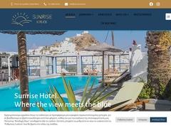 Sunrise Hotel - 2 * Hotel - Chora - Ios - Cyclades