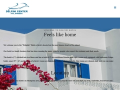 Delfini Hotel - 2 * Hotel - Chora - Ios - Cyclades