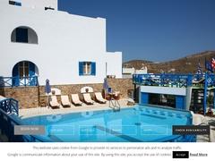 Poseidon Hotel - 2 * Hotel - Chora - Ios - Cyclades