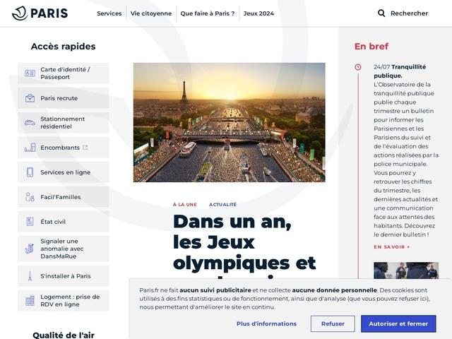 Trouvez facilement une aide à domicile - Ville de Paris