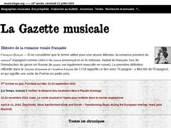 Musicologie | Documentation en musique