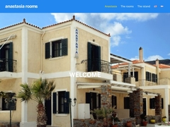 Anastasia Rooms - Hôtel 3 Clés - Korissia - Kea (Tzia) - Cyclades