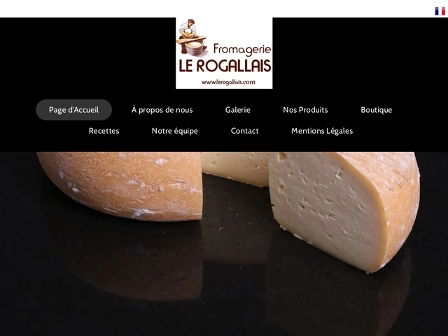 Fromagerie le Rogallais