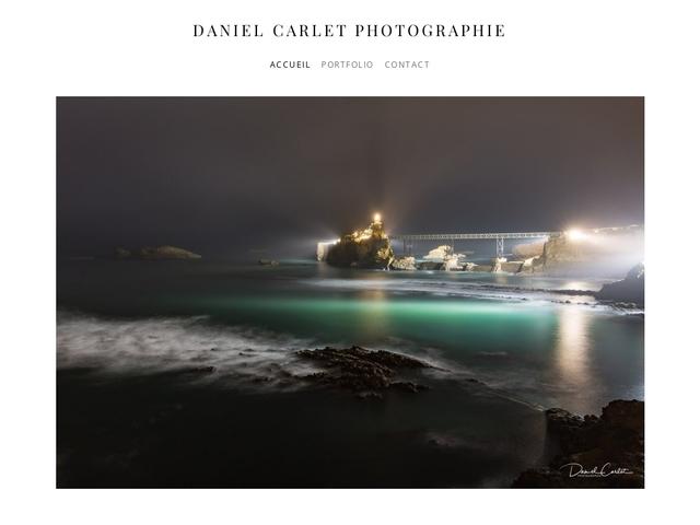 Daniel CARLET,