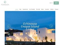 Echinousa Katoikies - Hôtel Non Classé - Psathi - Kimolos - Cyclades