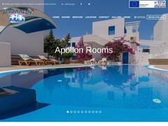 Apollon Studios - Rooms - Hôtel 3 Clés - Apollonia - Milos - Cyclades