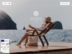 Melian Boutique - 2 * Hotel - Apollonia - Milos - Cyclades