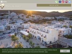 Portiani Hotel - 2 * Hotel - Adamas - Milos - Cyclades