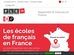 Le site du FLE