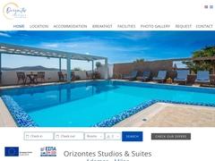 Orizontes Studios - 2 Keys Hotel - Adamas - Milos - Cyclades