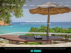 Giourgas Studios - 2 Keys Hotel - Provatas - Milos - Cyclades