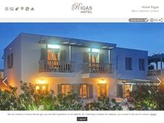 Rigas Hotel - 2 * Hotel - Adamas Neochori - Milos - Cyclades
