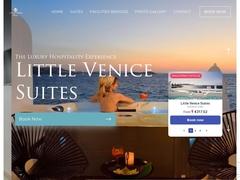 Little Venice Suites - Hôtel 4 Clés - Vielle Ville - Mykonos
