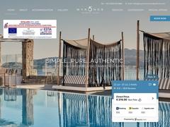 No 5 Luxury Living - Hôtel 4 Clés - Kanalia - Ornos - Mykonos