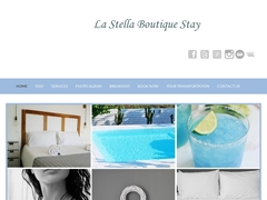 Διαμερίσματα La Stella - Ασταθής - Γλάστρο - Μύκονος - Κυκλάδες