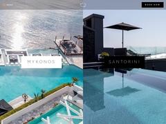 Ξενοδοχείο Kivotos - Ξενοδοχείο 5 * - Όρνος - Μύκονος - Κυκλάδες