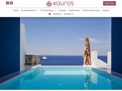 Kouros Hotel & Suites - Hôtel 4 * - Tagou - Mykonos - Cyclades