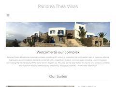 Panorea Thea Villas - Μη ταξινομημένο - Άνω Μερά - Μύκονος - Κυκλάδες