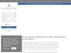 Myconian Villa Collection - Ξενοδοχείο 5 * - Παραλία Ελιά - Μύκονος