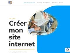 Créateur de site web pour Auto-entrepreneur et TPE