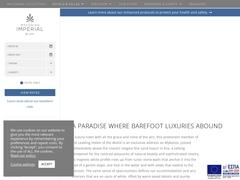 Myconian Imperial - Ξενοδοχείο 5 * - Παραλία Ελιά - Μύκονος - Κυκλάδες