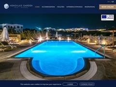 Vienoula's Garden Hotel - Hôtel 4 * - Vrysi - Mykonos - Cyclades