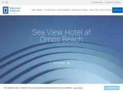 Mykonos Essence Hotel - Hôtel 4 * - Ornos - Mykonos - Cyclades