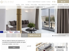 Ftelia Bay Boutique Hotel - Hôtel 4 * - Ftelia - Mykonos - Cyclades