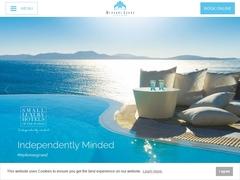 Μύκονος Grand Luxury Resort - 5 * Ξενοδοχείο - Άγιος Ιωάννης Διακόφτης