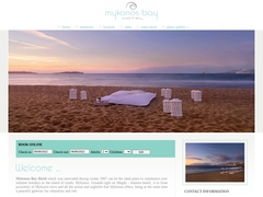 Mykonos Bay - Hôtel 4 * - Megali Ammos - Mykonos - Cyclades