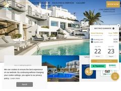 Ilio Maris Hotel - Hôtel 4 * - Despotika - Mykonos - Cyclades