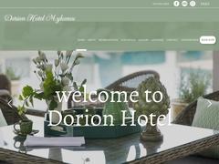 Dorion Hotel - Hôtel 4 * - Ornos - Mykonos - Cyclades