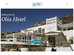 Ξενοδοχείο Olia - Ξενοδοχείο 3 * - Τούρλος - Μύκονος - Κυκλάδες